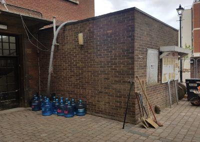 11.500 Litre Heating Oil Tank Decommissioning and Removal in Bedford