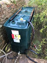 Oil Tank Refurb After Flooding